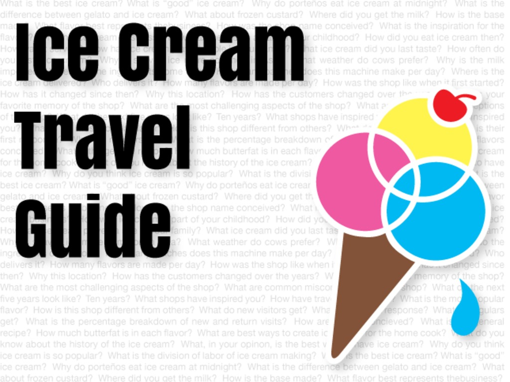 Ice Cream Travel Guide's video poster