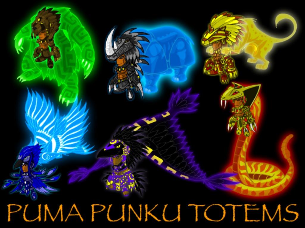 Puma Punku Totems's video poster