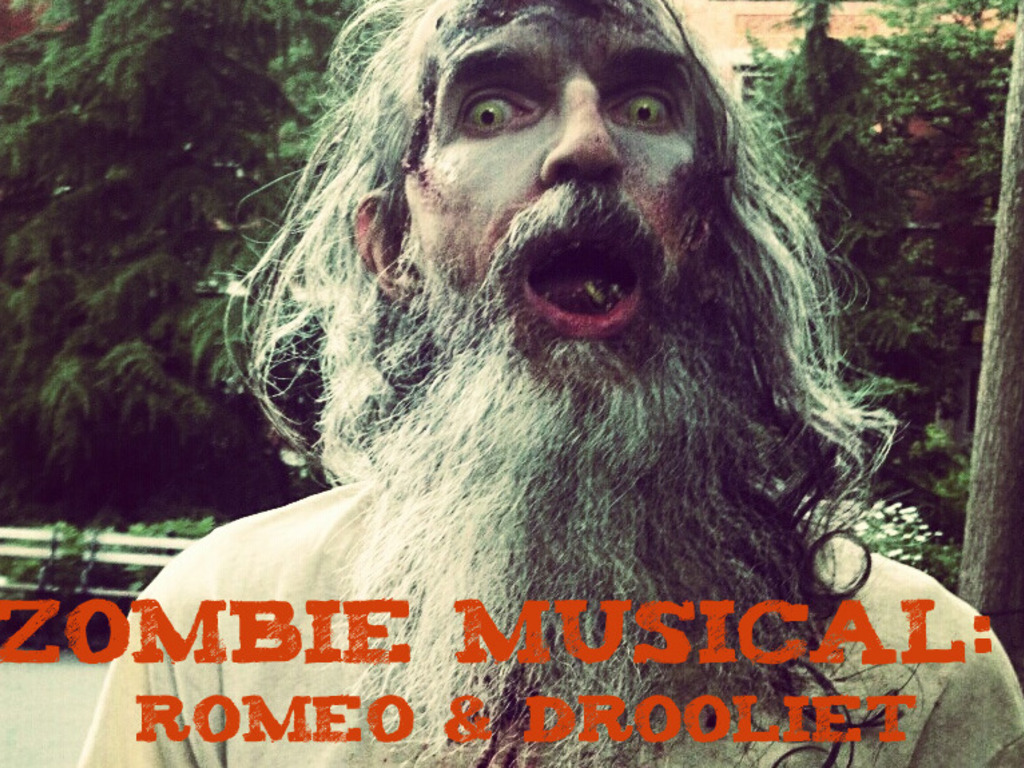 Zombie Musical: Romeo and Drooliet's video poster