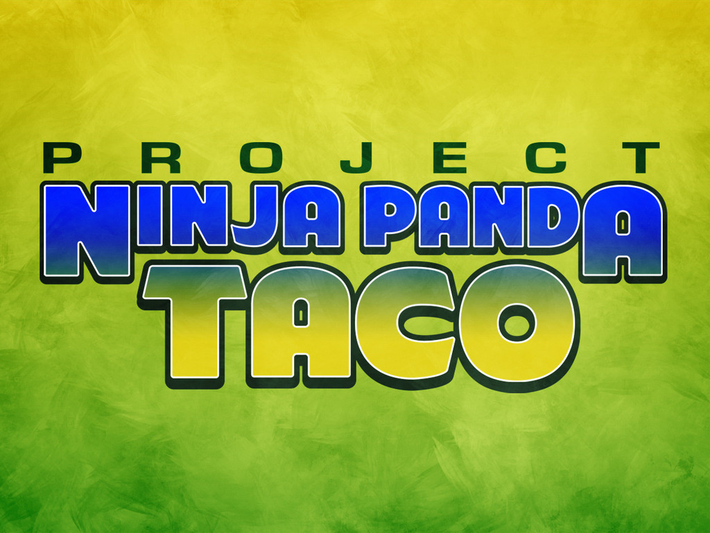Project Ninja Panda Taco's video poster