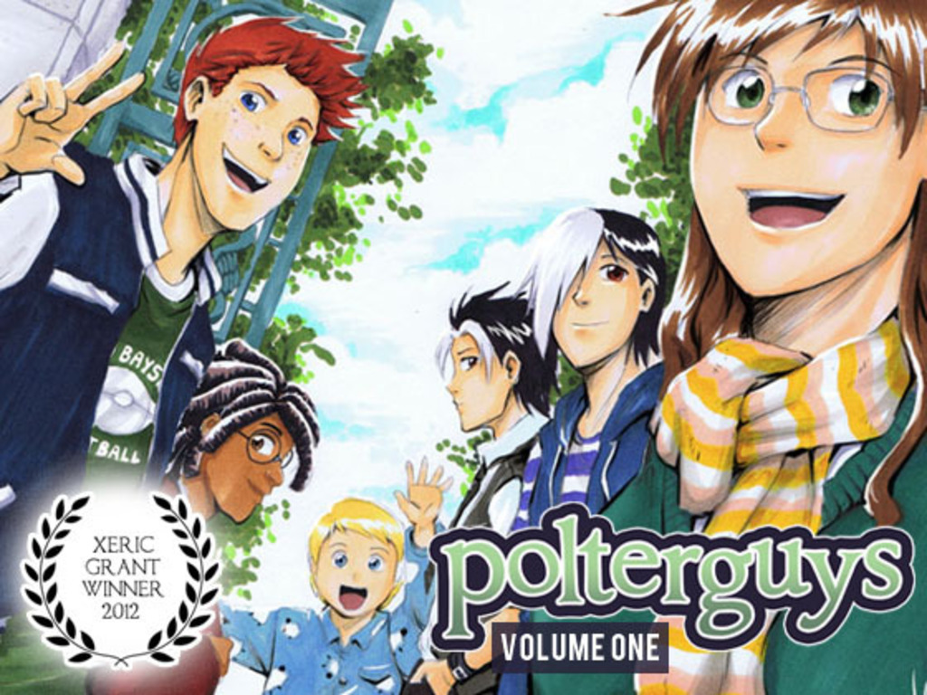 Polterguys Volume 1's video poster