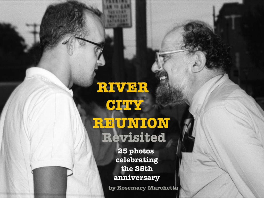 Publish the River City Reunion Revisited photo book's video poster
