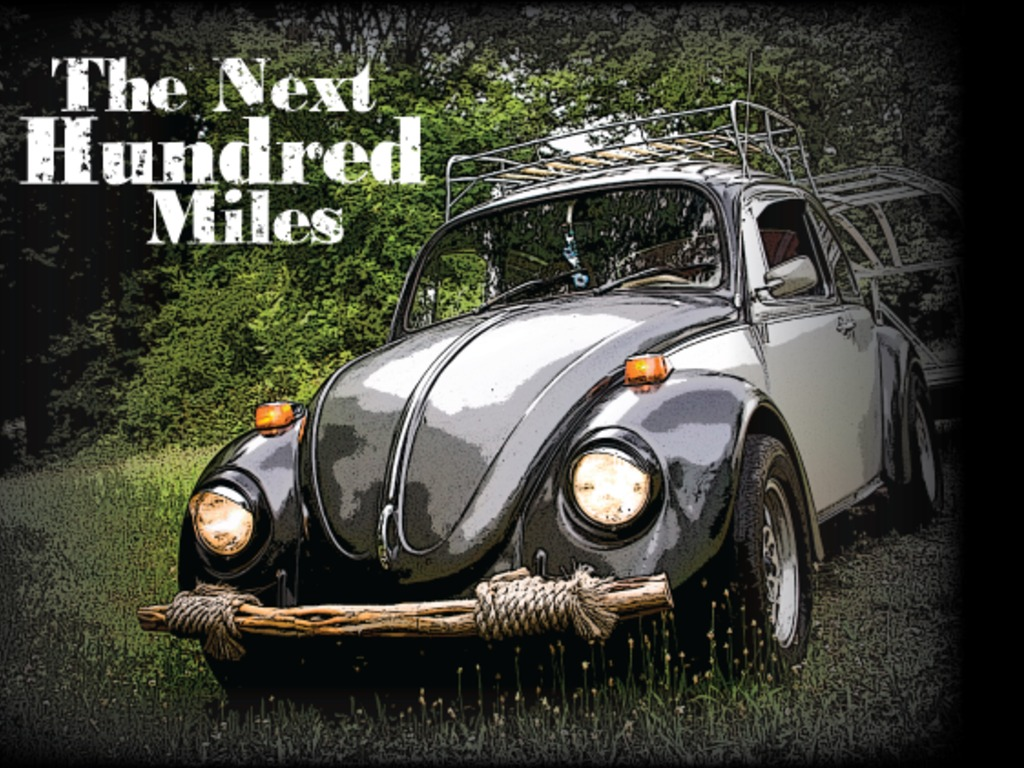 The Next Hundred Miles's video poster