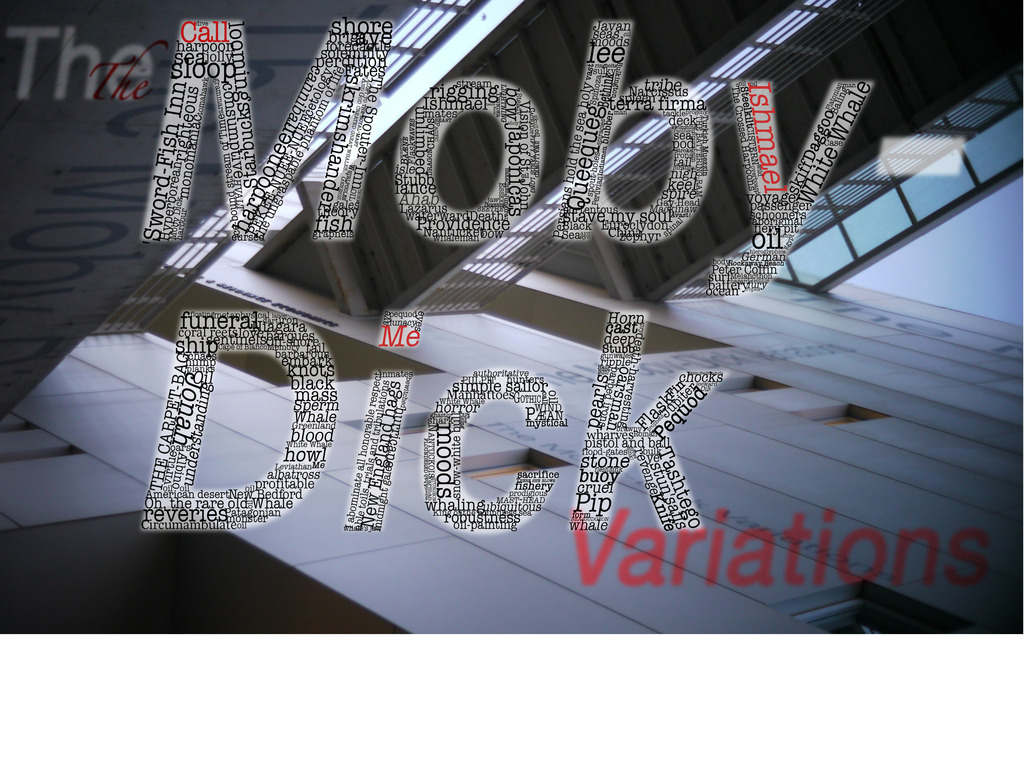 The Moby-Dick Variations: Theatre of Multiplicity's video poster