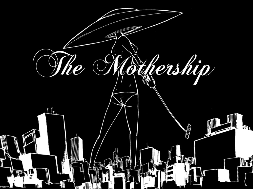 The Mothership's Second Album's video poster