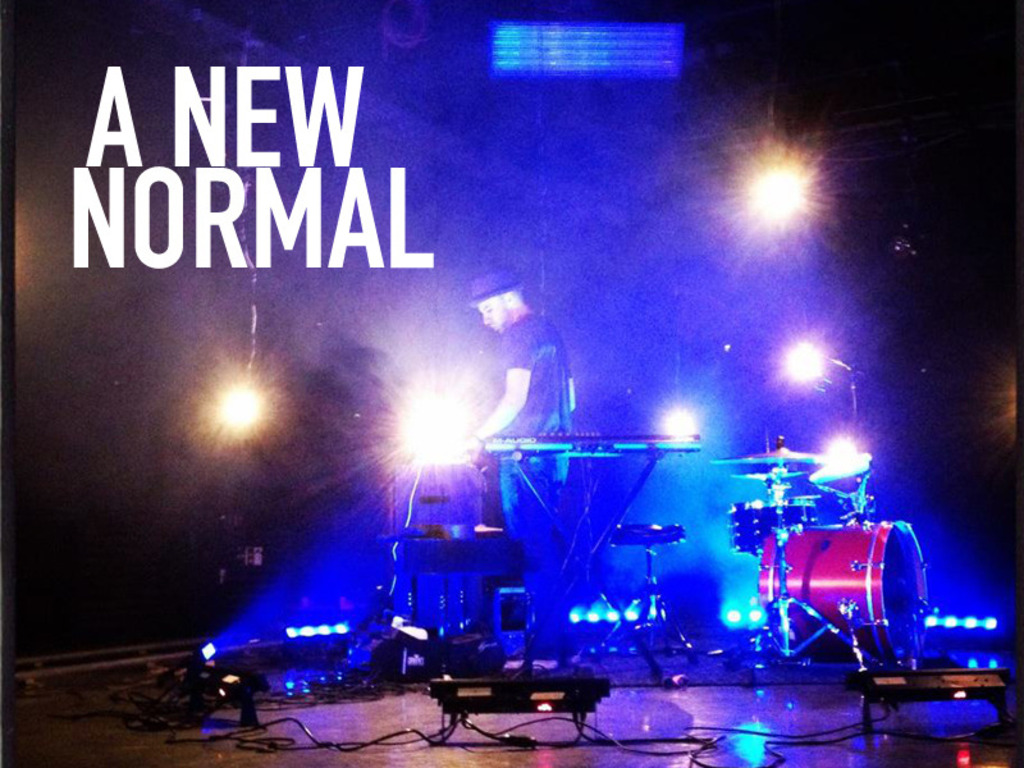 A New Normal record's video poster