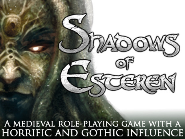 Shadows of Esteren: A Medieval Horror RPG by Jim Searcy ...