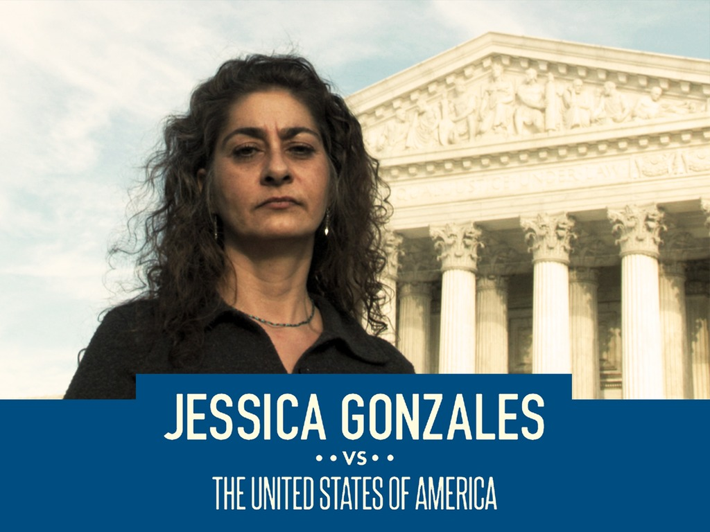 Jessica Gonzales vs. The USA Documentary Starts Editing!'s video poster