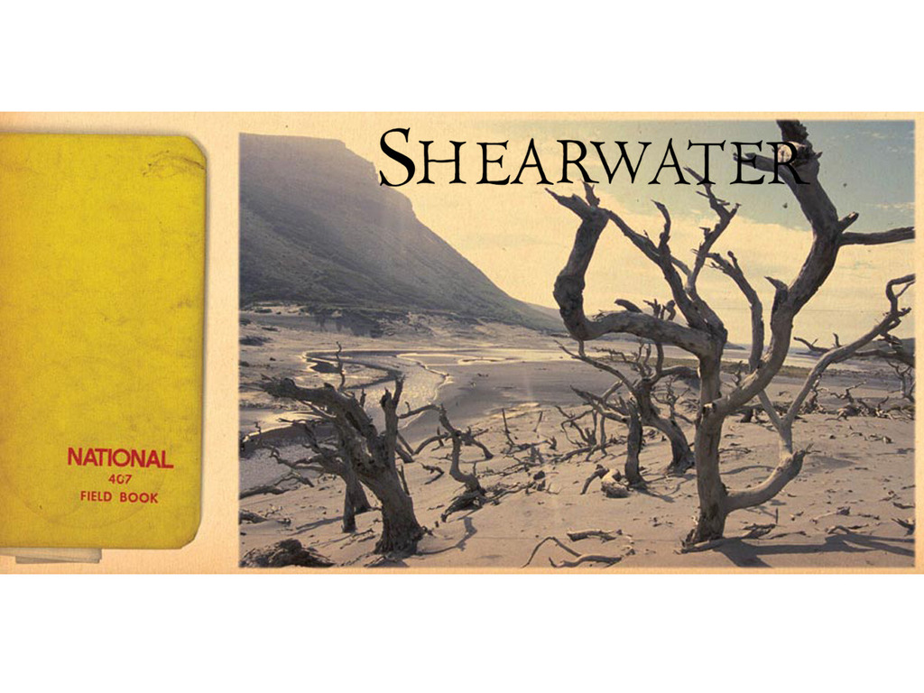 Shearwater - The Golden Archipelago Limited Edition Dossier's video poster