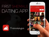 transgendered dateing app
