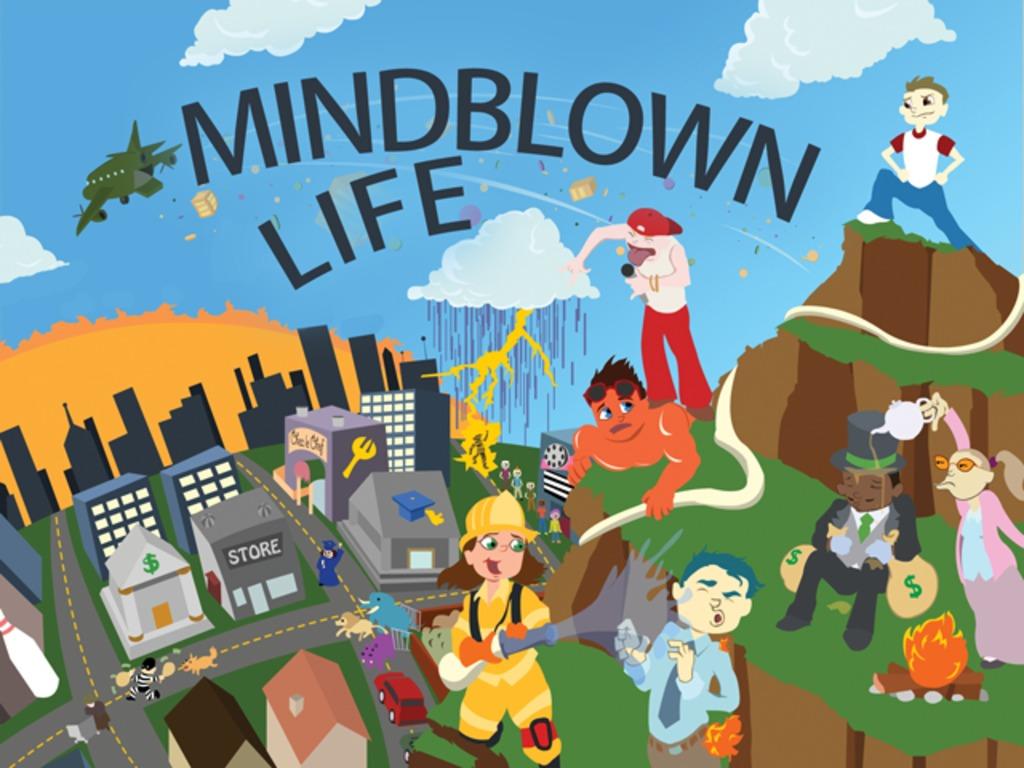 Mindblown Life's video poster