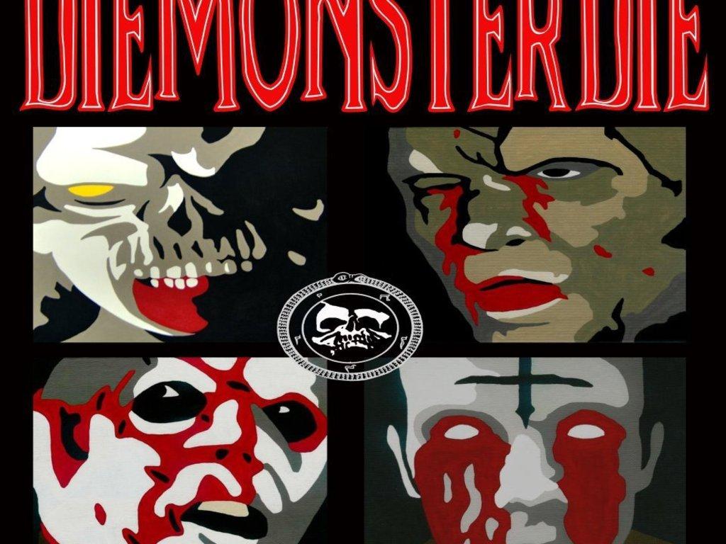 DIEMONSTERDIE : New Album : October 21st, 1976's video poster