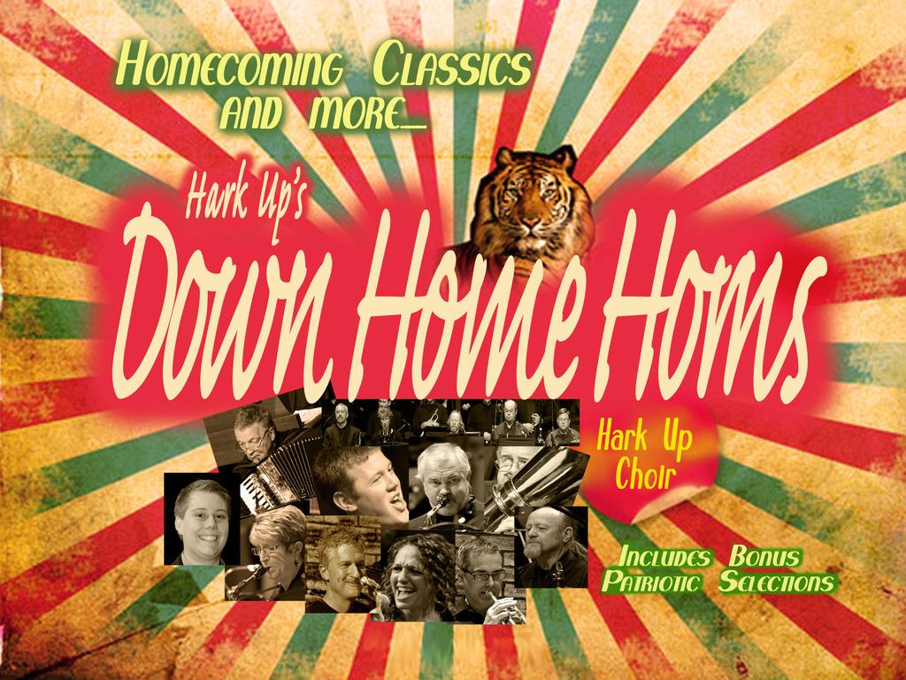 Down Home Horns Gospel Dixieland & Patriotic Recording's video poster
