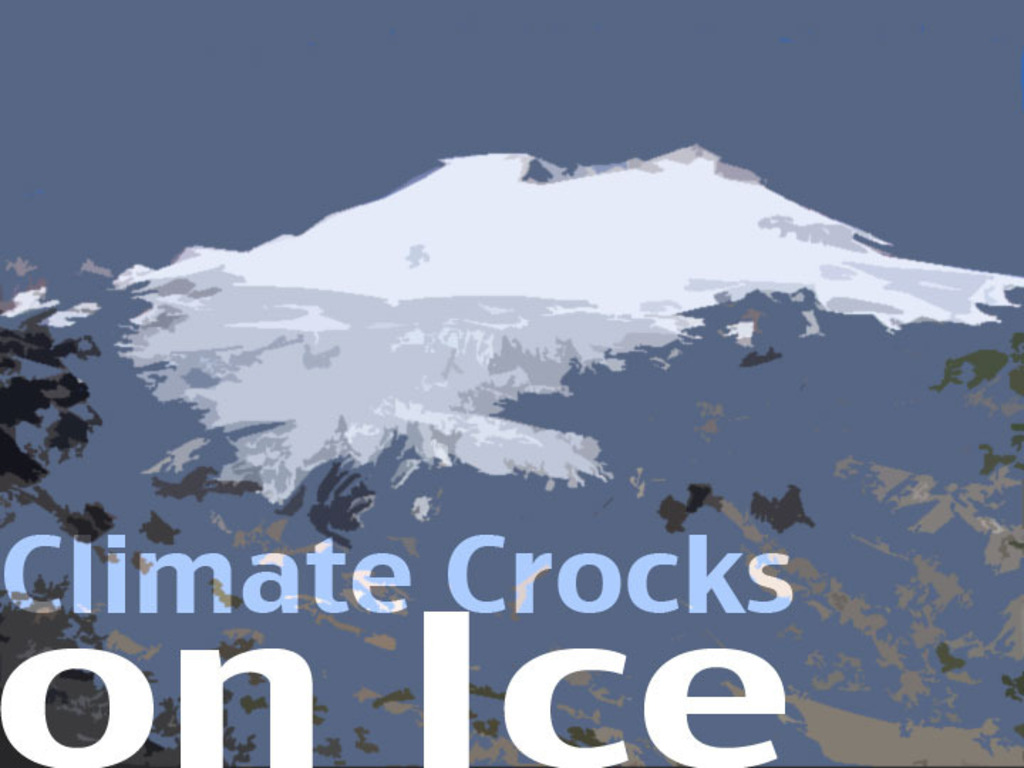 Climate Crocks on Ice's video poster