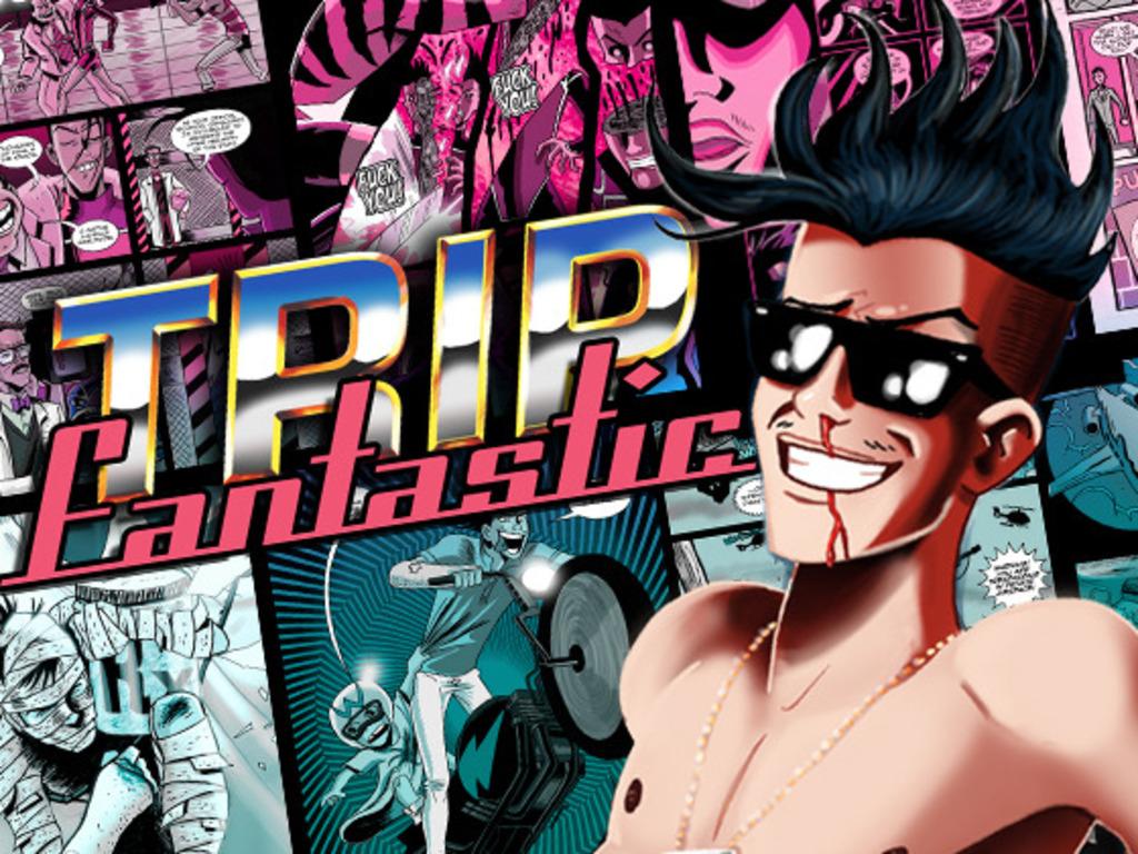 Trip Fantastic's video poster