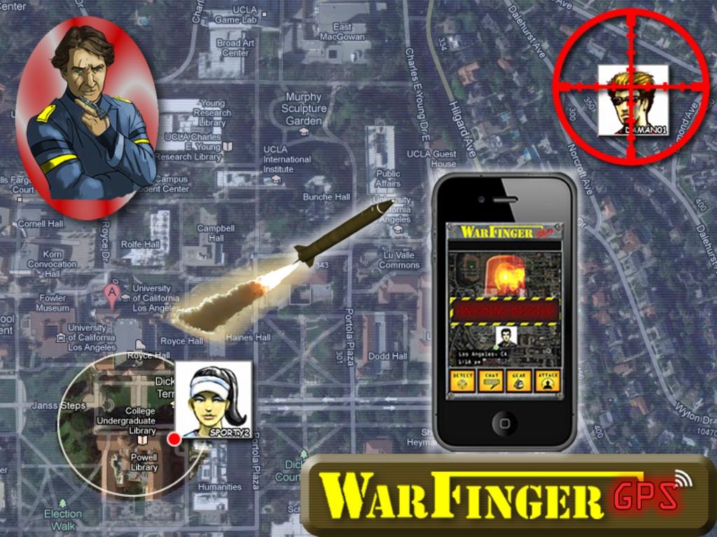 Warfinger GPS's video poster