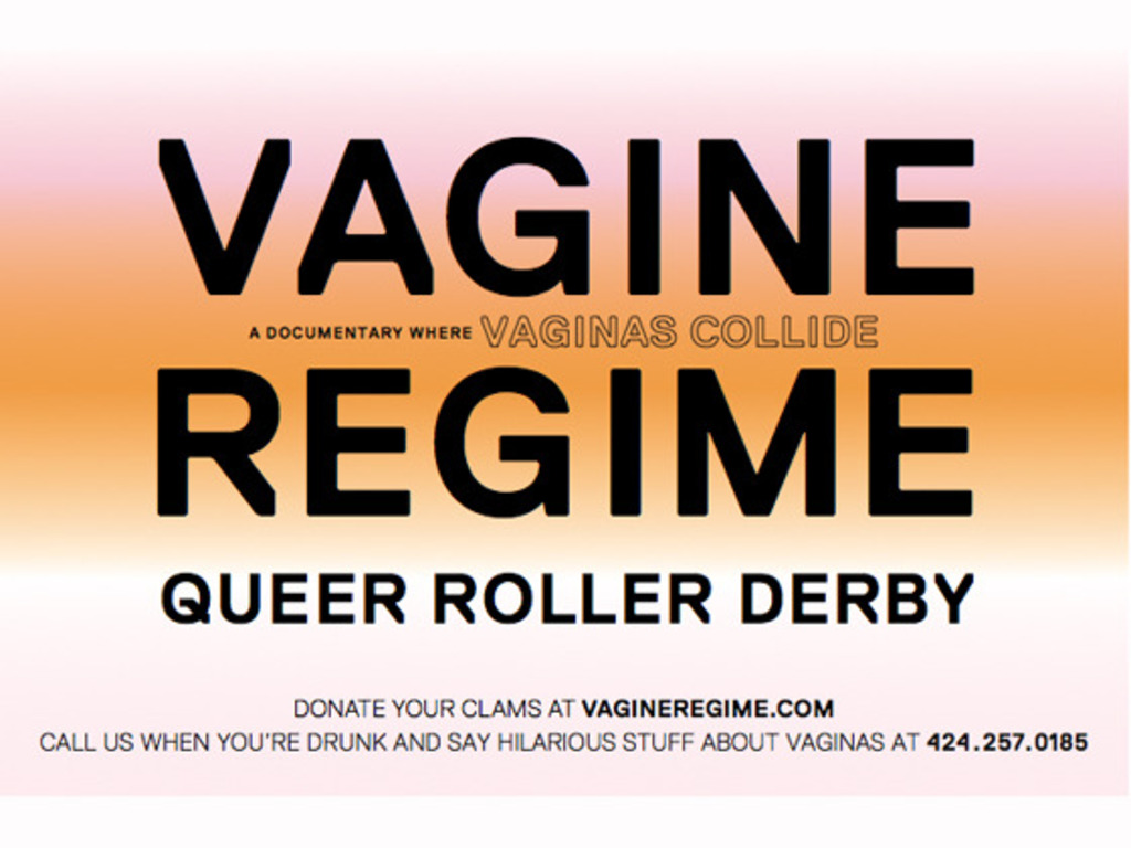 The Vagine Regime: A Documentary Where Vaginas Collide's video poster
