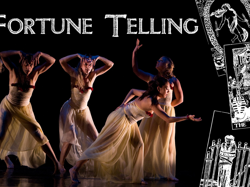 Fortune Telling's video poster