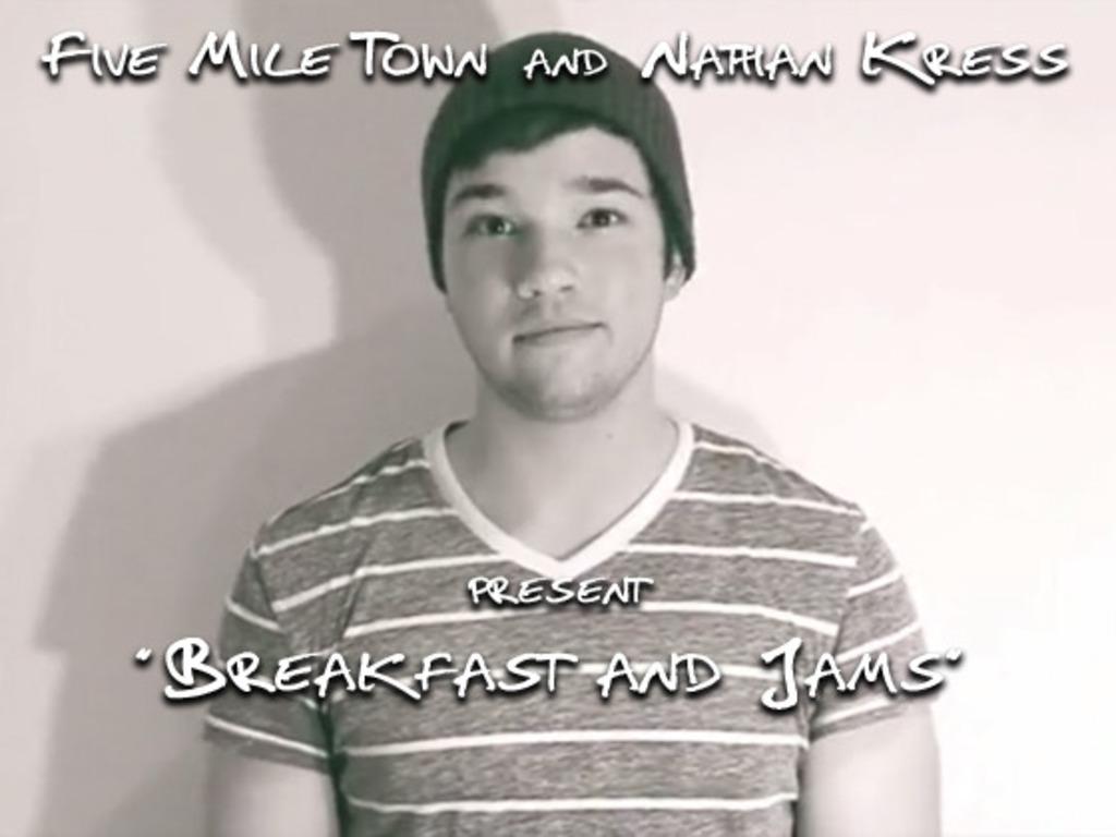 Five Mile Town Studio Album Pre-Order's video poster