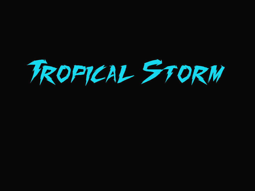 Tropical Storm! Summer of Fun's video poster