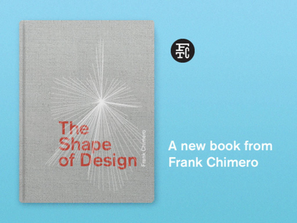 The Shape of Design's video poster
