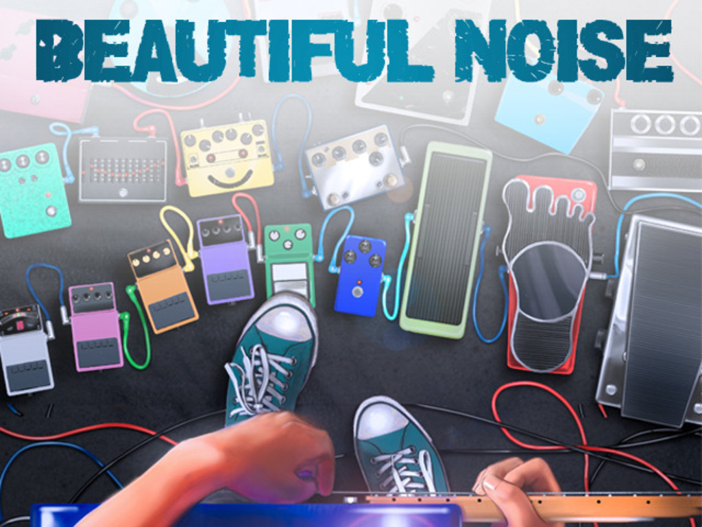 BEAUTIFUL NOISE - MUSIC DOCUMENTARY's video poster