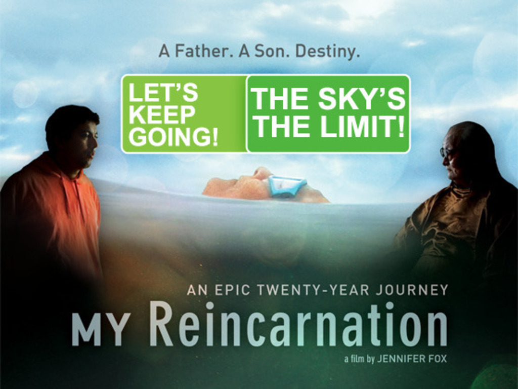 MY REINCARNATION's video poster