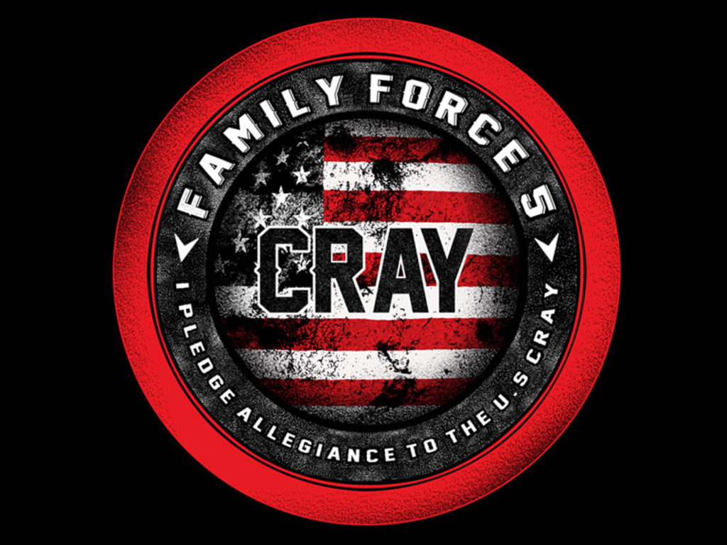 "Family Force 5 ""Cray Button"" Music Video's video poster"