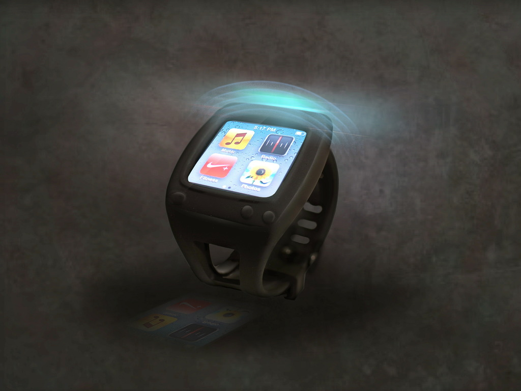 Meet SYRE, The World's First Bluetooth iPod Nano Watch Case's video poster