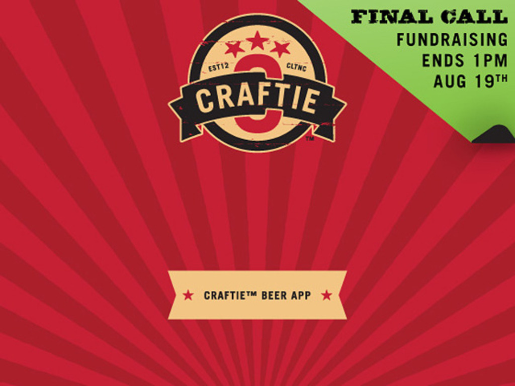 Craftie™ Beer App: Raise Your Pint Glass And Rejoice's video poster
