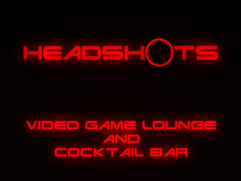Headshots Video Game Lounge and Cocktail Bar's video poster