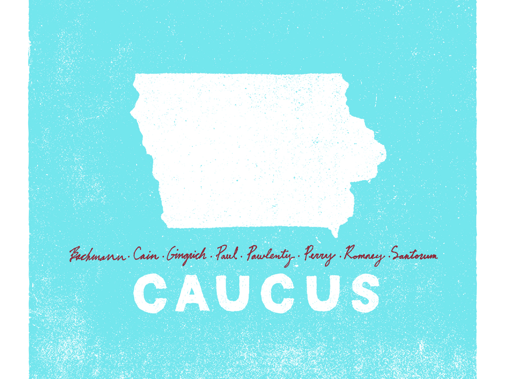 CAUCUS - New Documentary on the 2012 Iowa Caucus's video poster