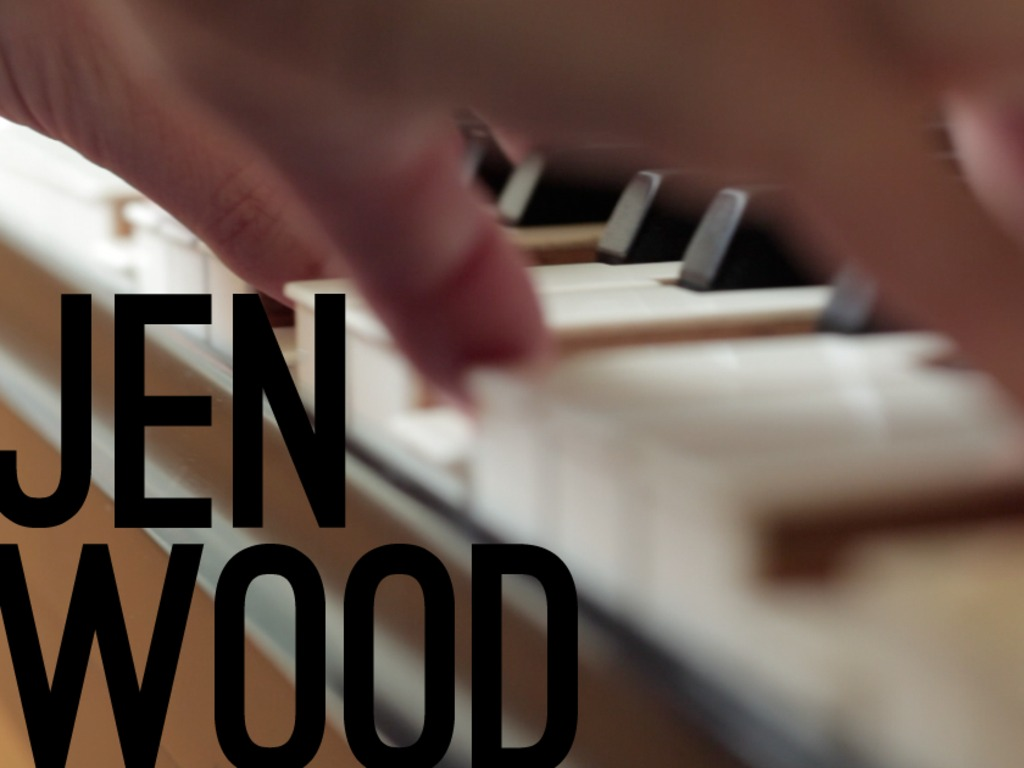 Help JEN WOOD make a new record!'s video poster