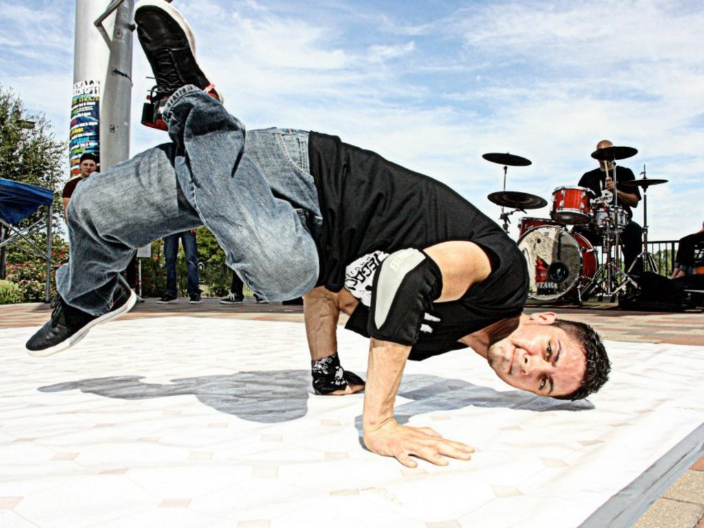 The Legacy Project : The Journey of Christian Breakdancing's video poster