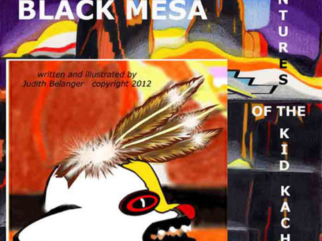 JOURNEY TO BLACK MESA  Adventures of the Kid Kachinas's video poster