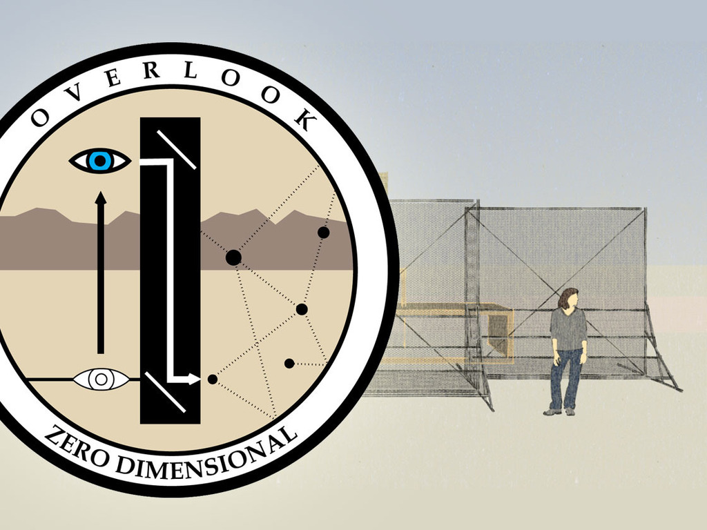 Overlook - Burning Man 2012's video poster