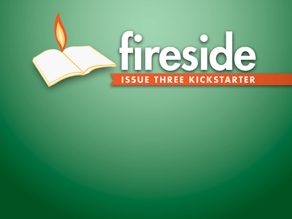 Fireside magazine Issue Three's video poster