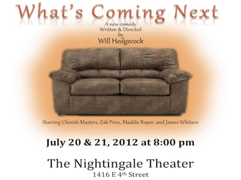 What's Coming Next - Written, Directed, and Acted by Youth's video poster