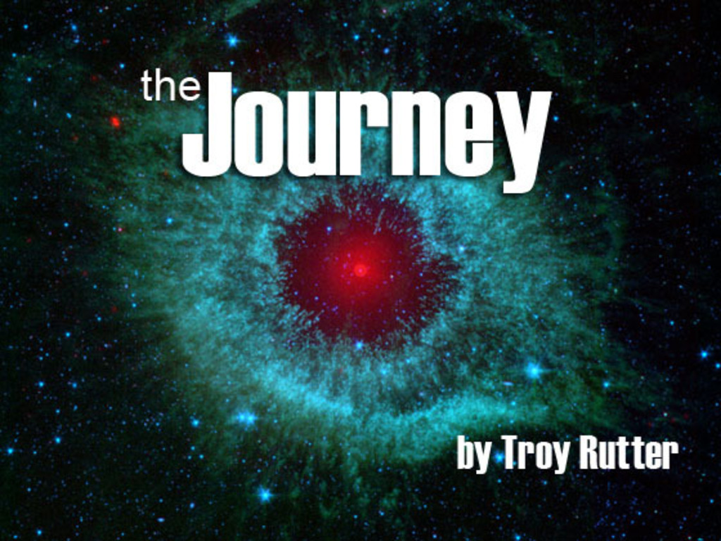 The Journey - A Science Fiction Novel's video poster