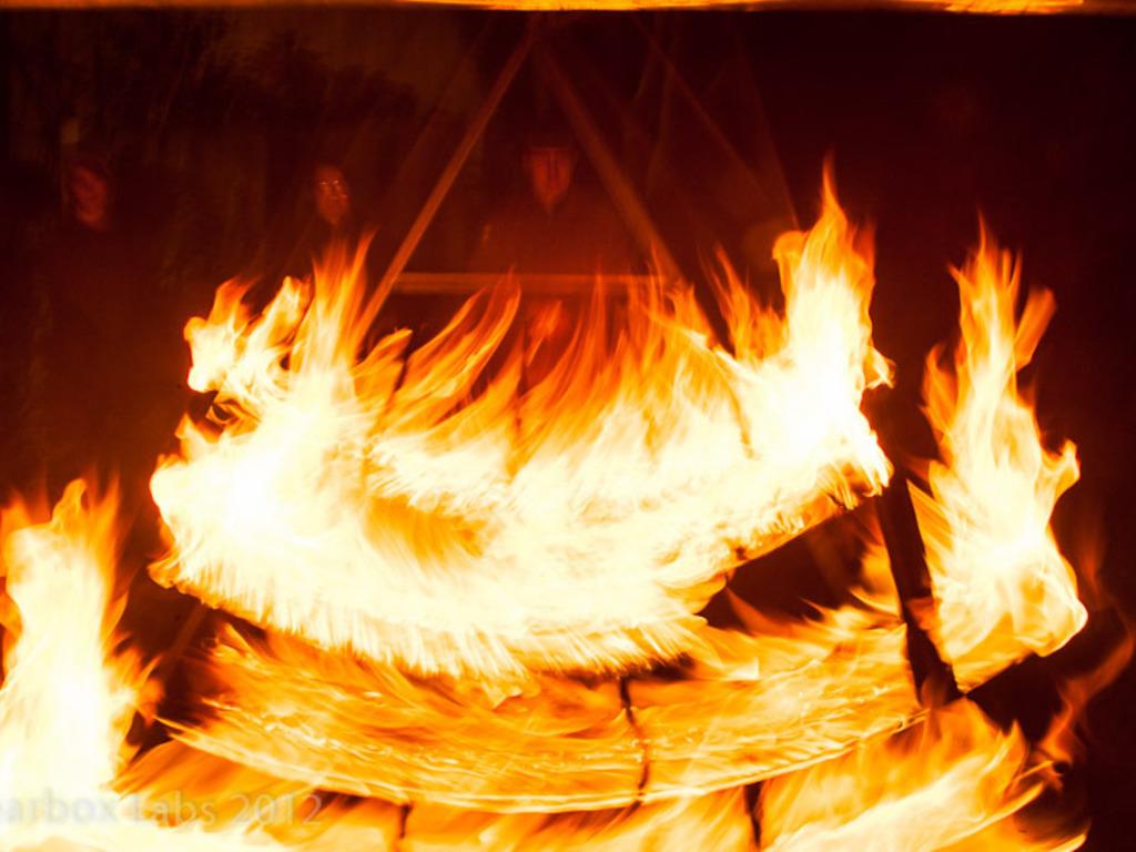 Harmonic Fire Pendula's video poster
