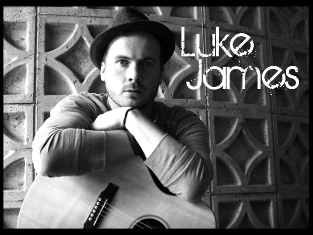Luke James + You + Music = 1st Album!'s video poster
