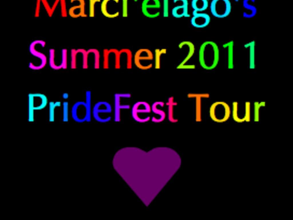 Marci'elago's PrideFest Tour 2011's video poster