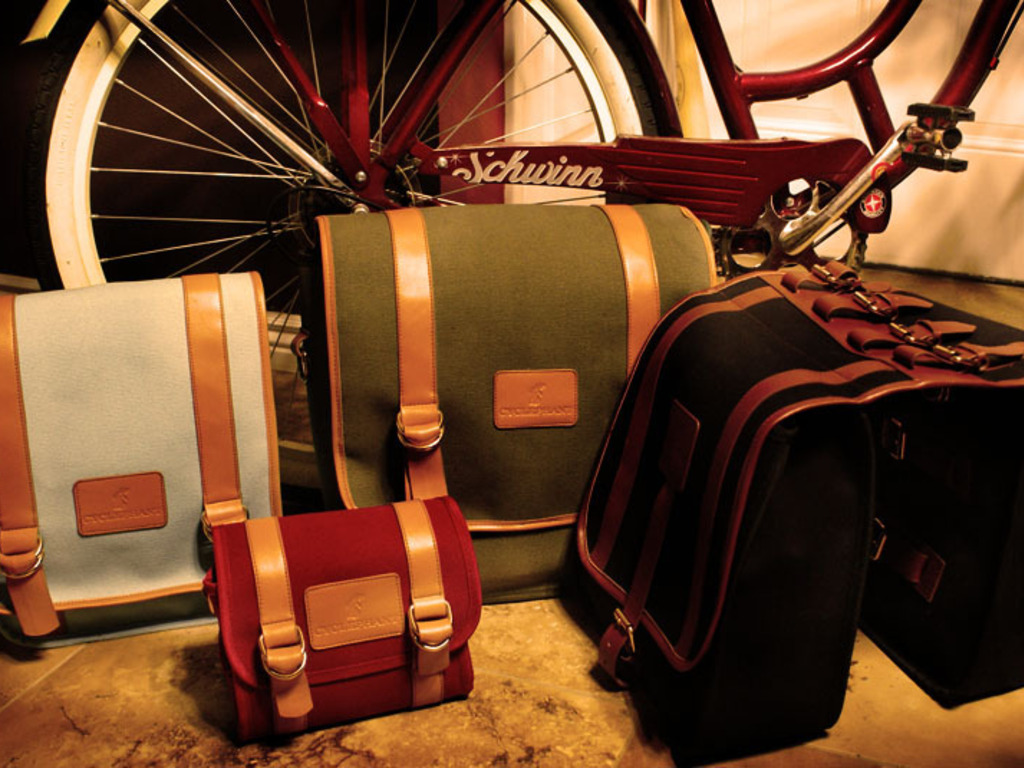 Cyclephant Bicycle Bags's video poster
