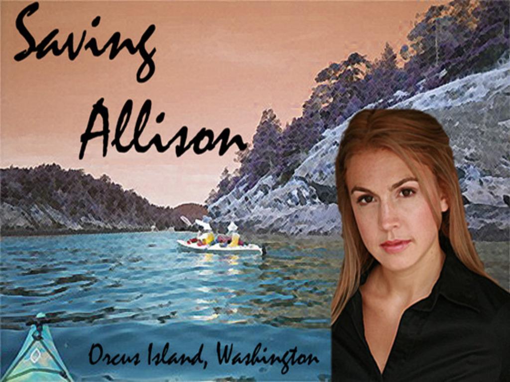 SAVING ALLISON's video poster