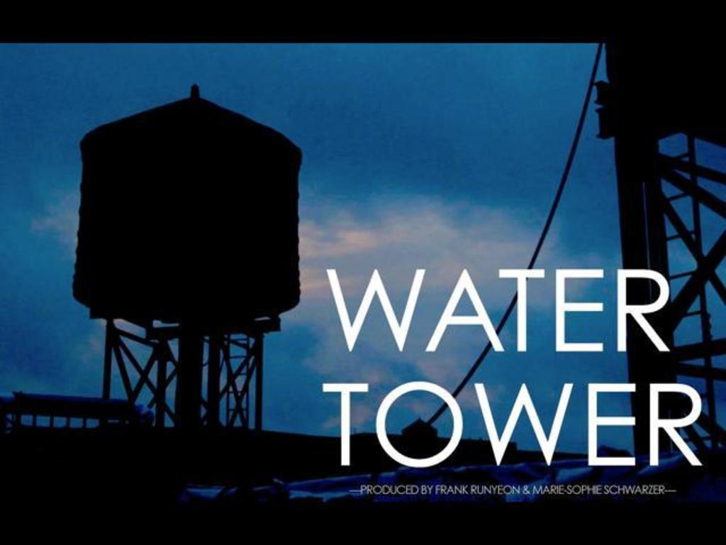 WATER TOWER: An Investigative Short's video poster