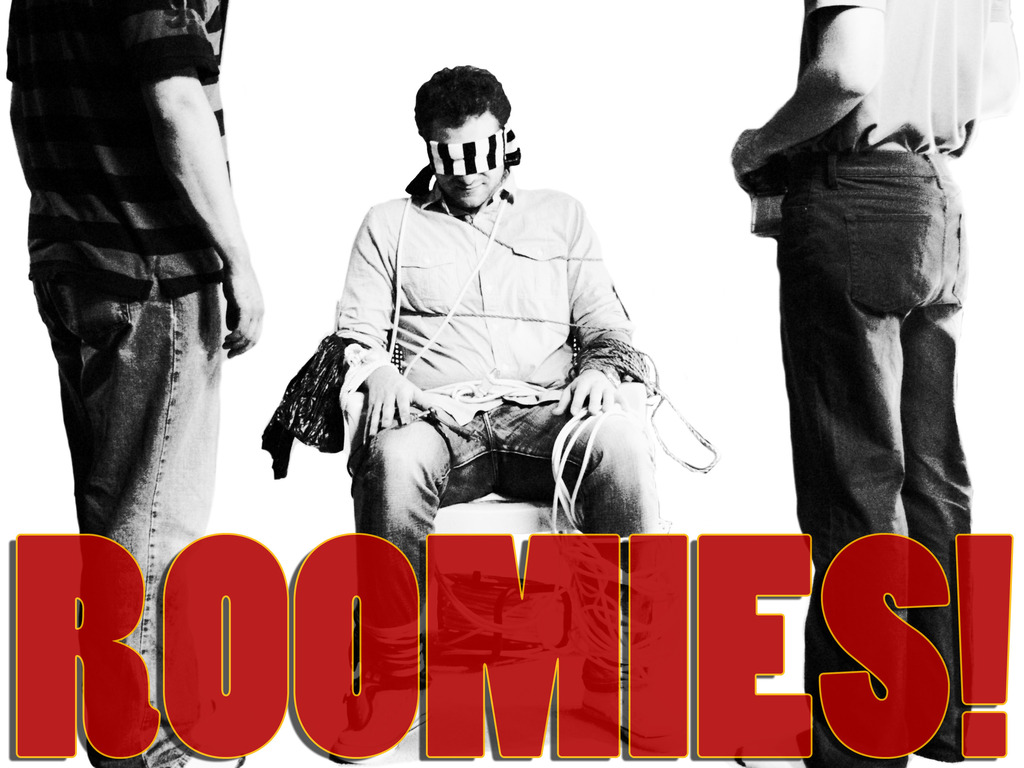 Roomies! The Movie's video poster