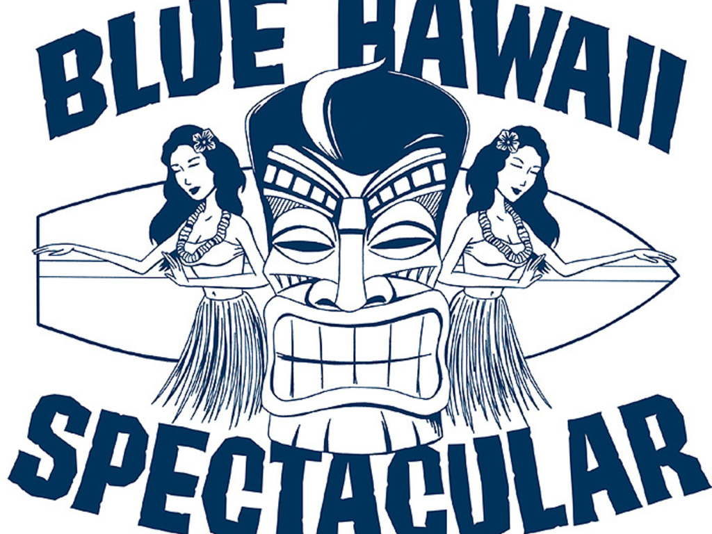 Bring THE BLUE HAWAII SPECTACULAR to the stage!'s video poster