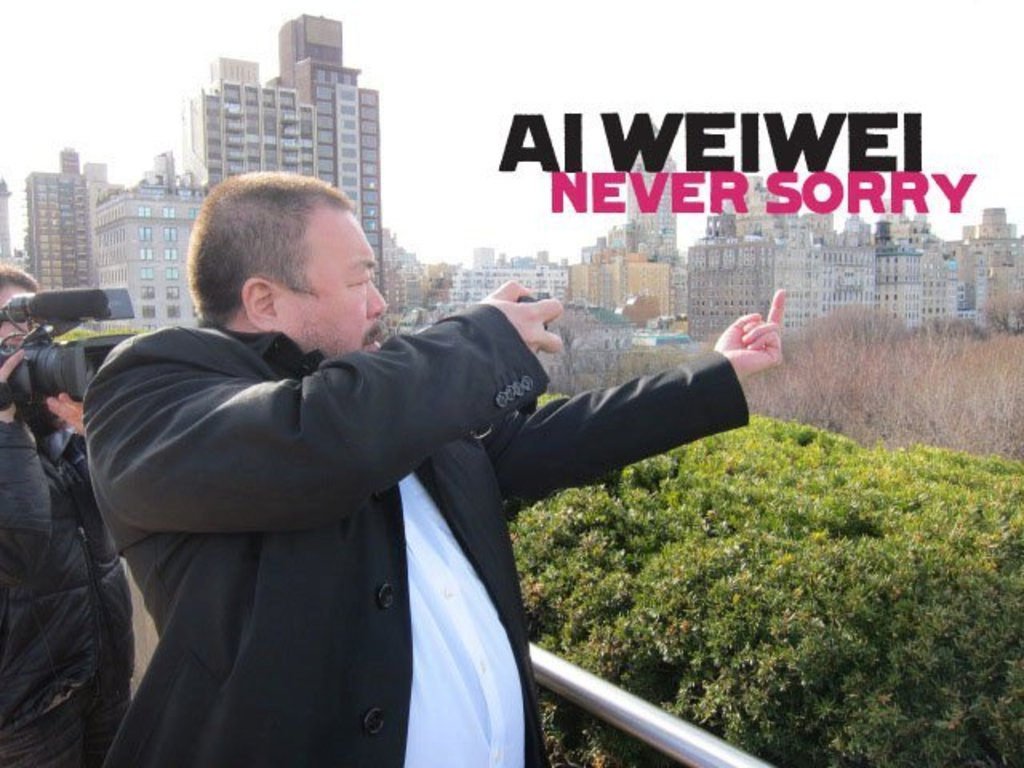 Ai Weiwei: Never Sorry's video poster