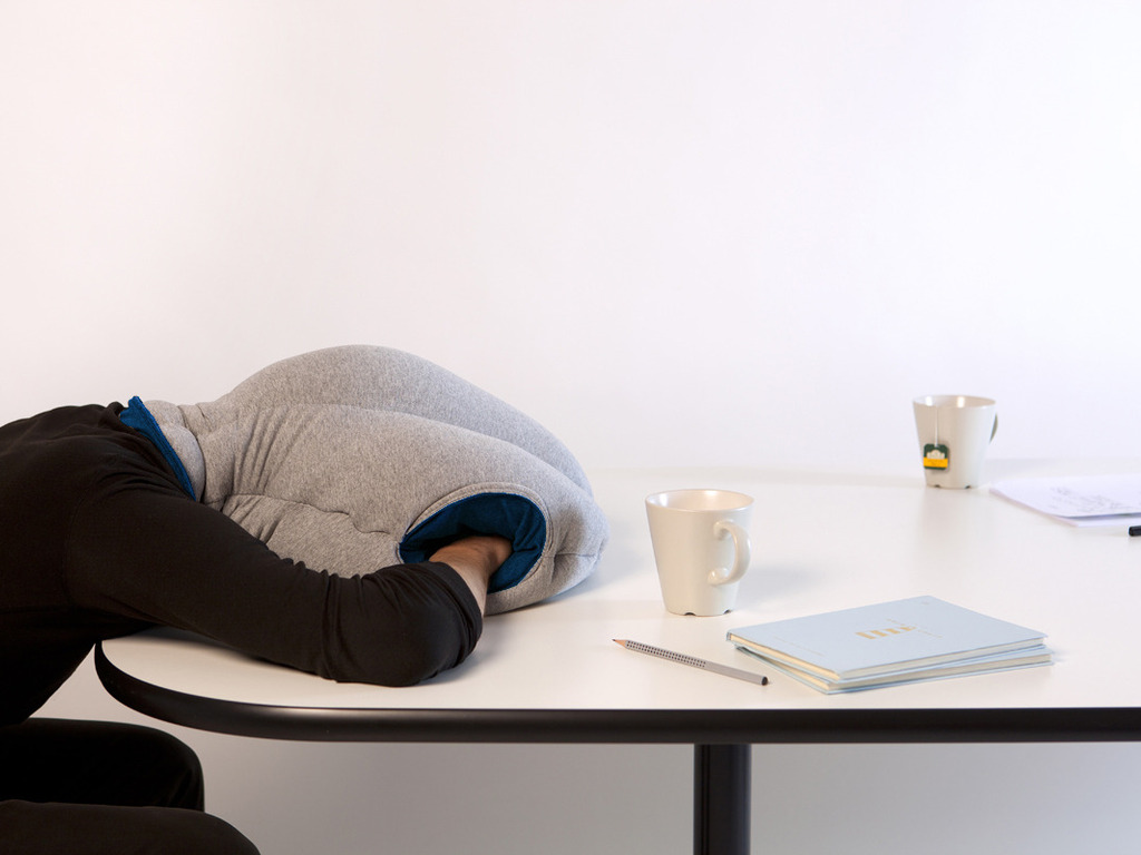 OSTRICH PILLOW's video poster