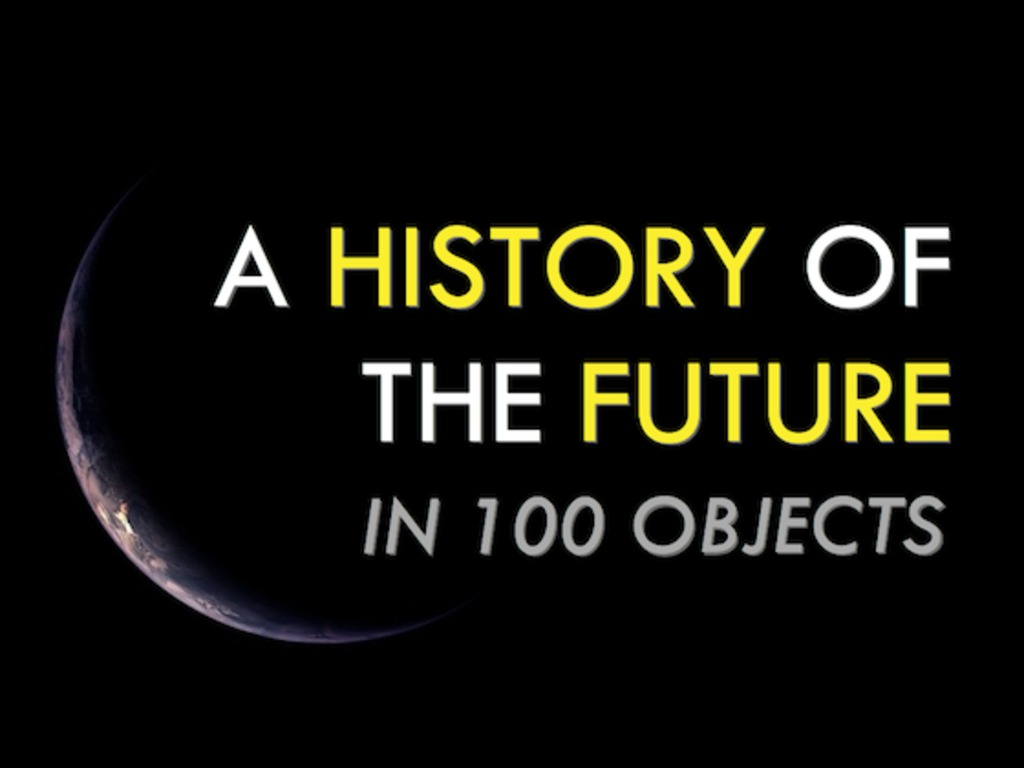 A History of the Future in 100 Objects's video poster